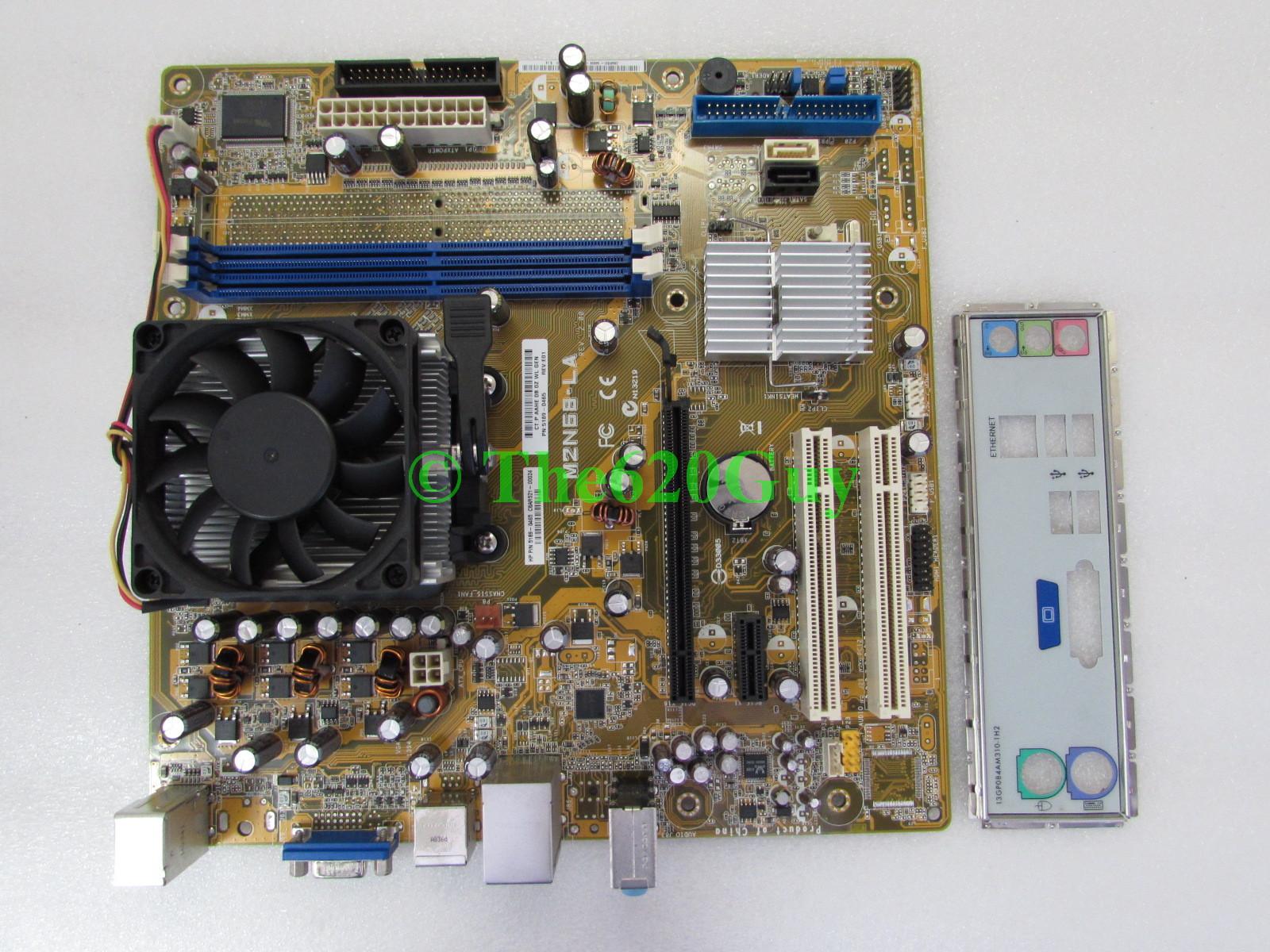 HP M2n68-la motherboard drivers zip