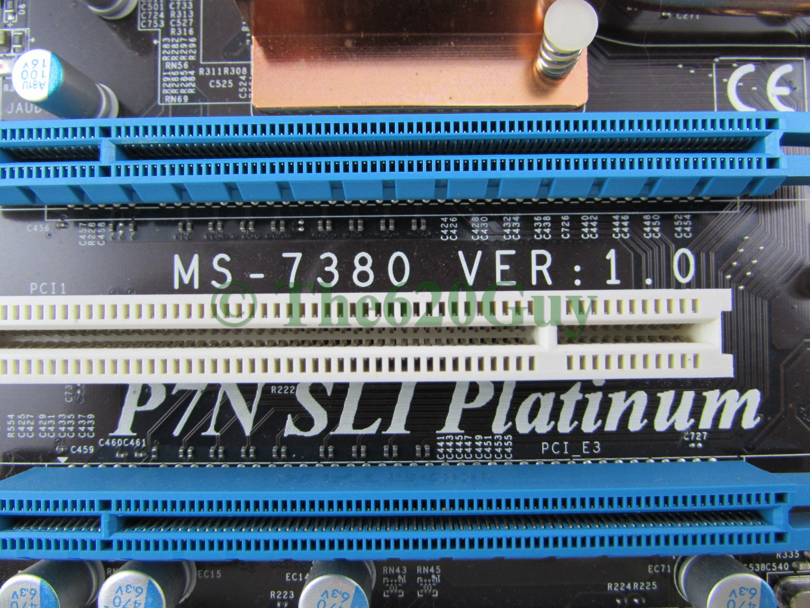 Msi P7n Sli Platinum Drivers Download | wathstone