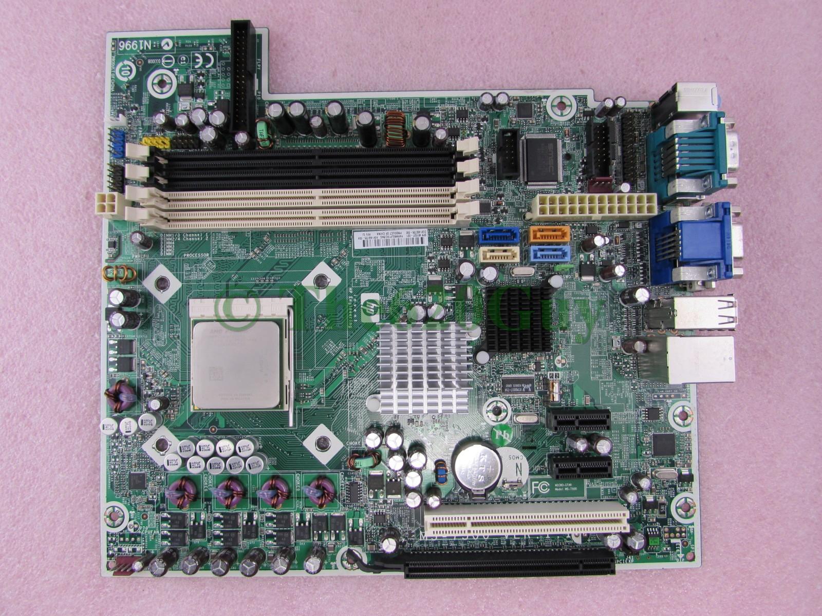 msi ms 7529 ver 1.1 motherboard manual