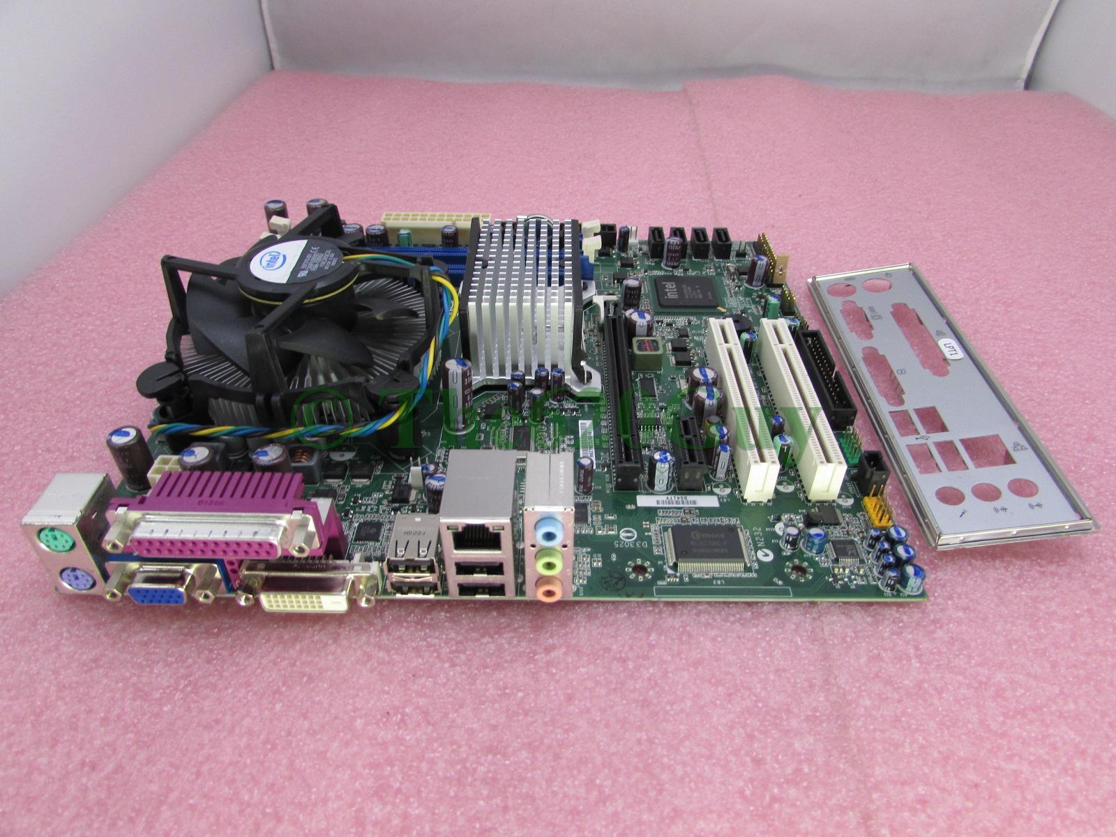 Intel desktop board dg41ty