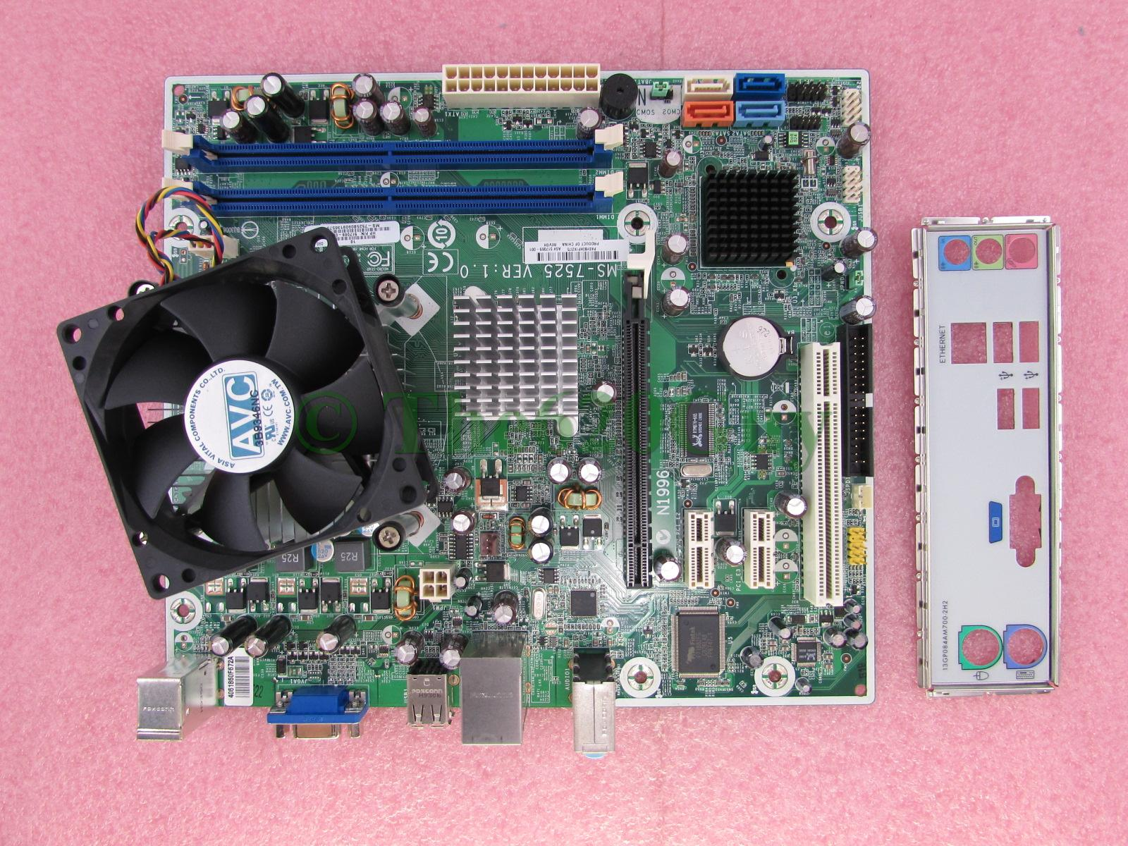Download Driver Mainboard Hp Ms-7525 - naughtynormalhorse's blog