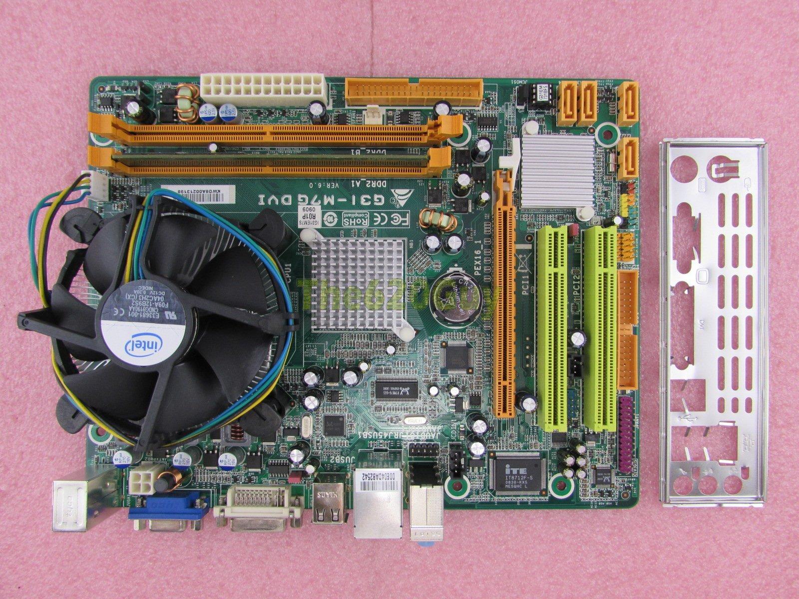 Driver Needed Intel G (ICH7 Family) I/O Controller Hub LAN