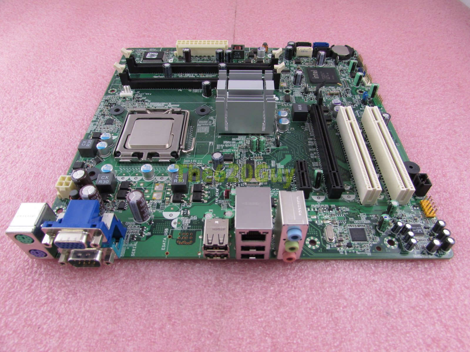 dell vostro 430 motherboard manual