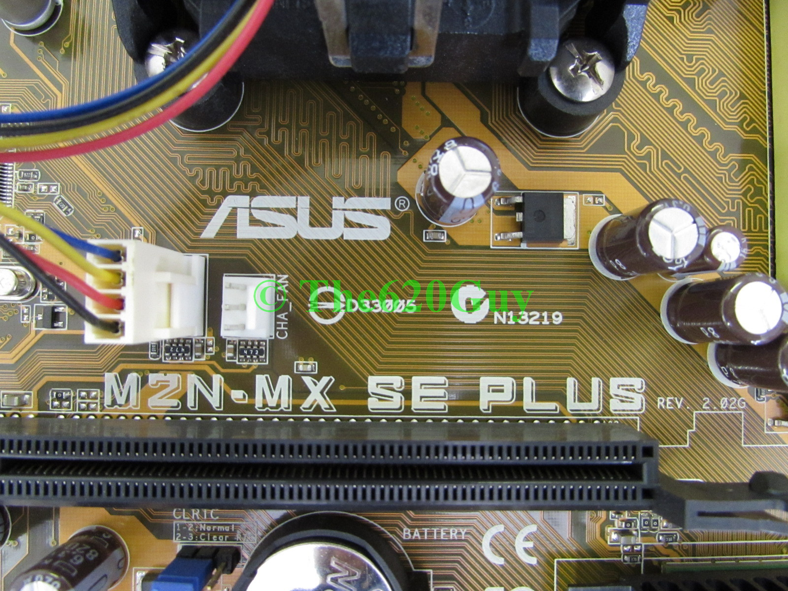 Latest Asus M2N-MX SE Motherboard Drivers