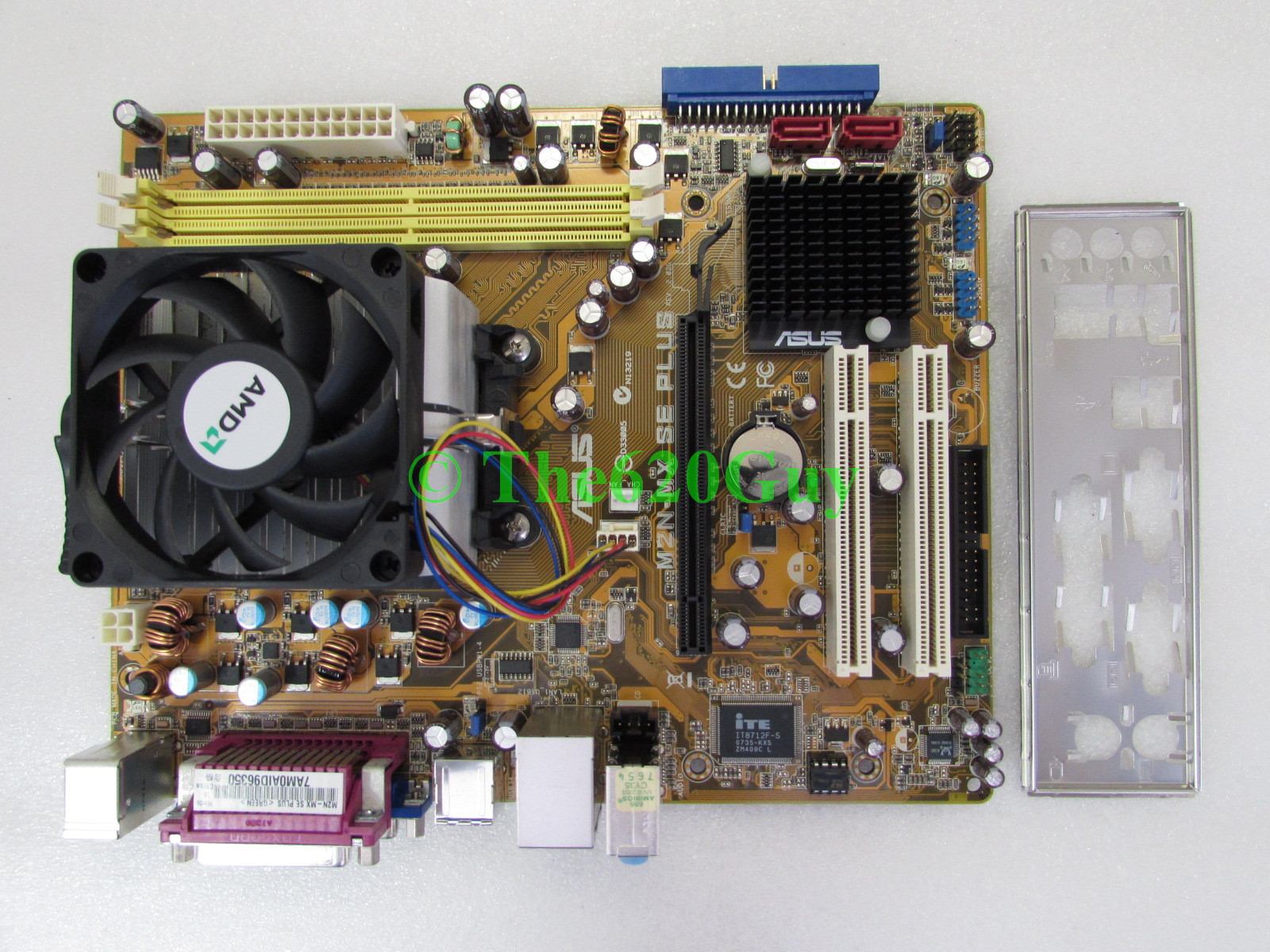 M2N MX SE Plus Motherboard