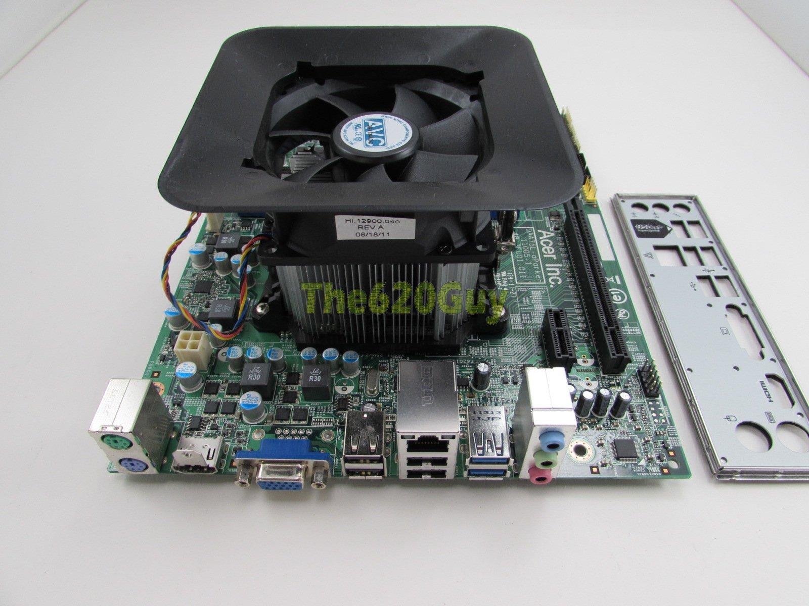 Acer Aspire X1470 48 3fu01 011 Motherboard Foxconn Daa75l