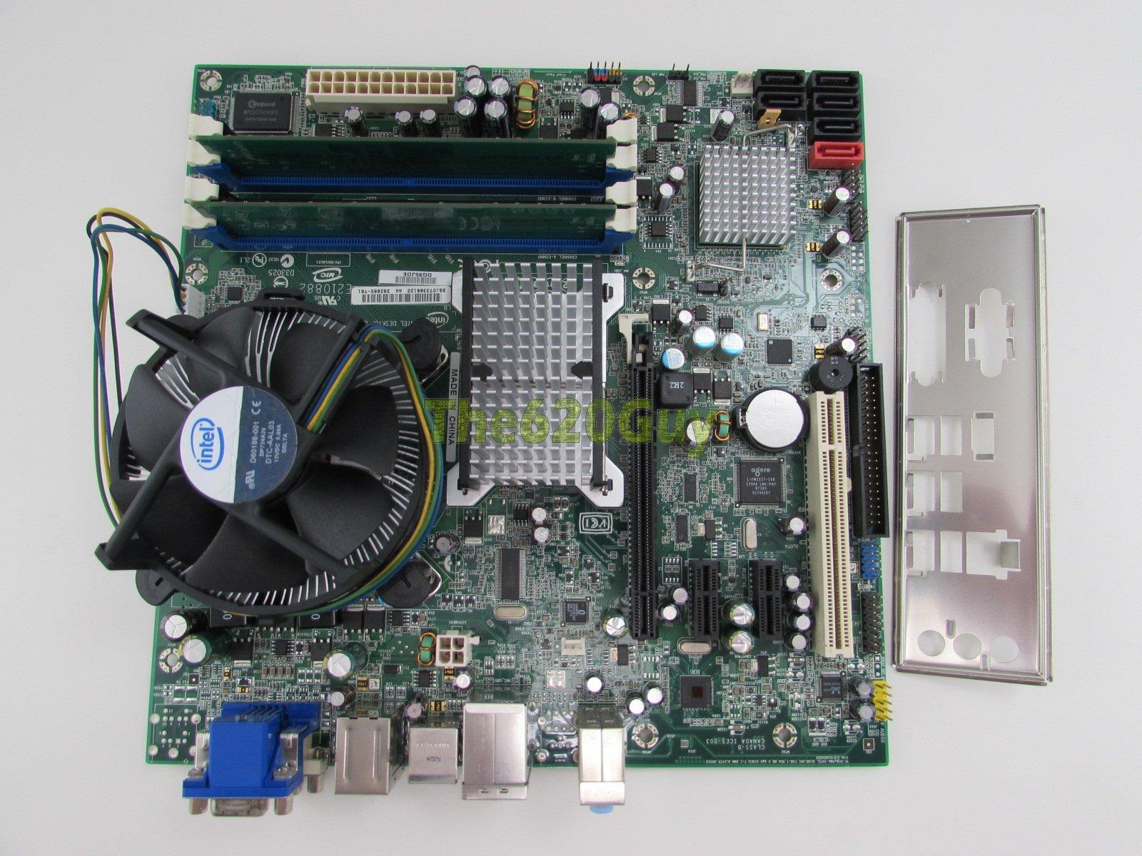 Intel E6550 Audio Driver Download
