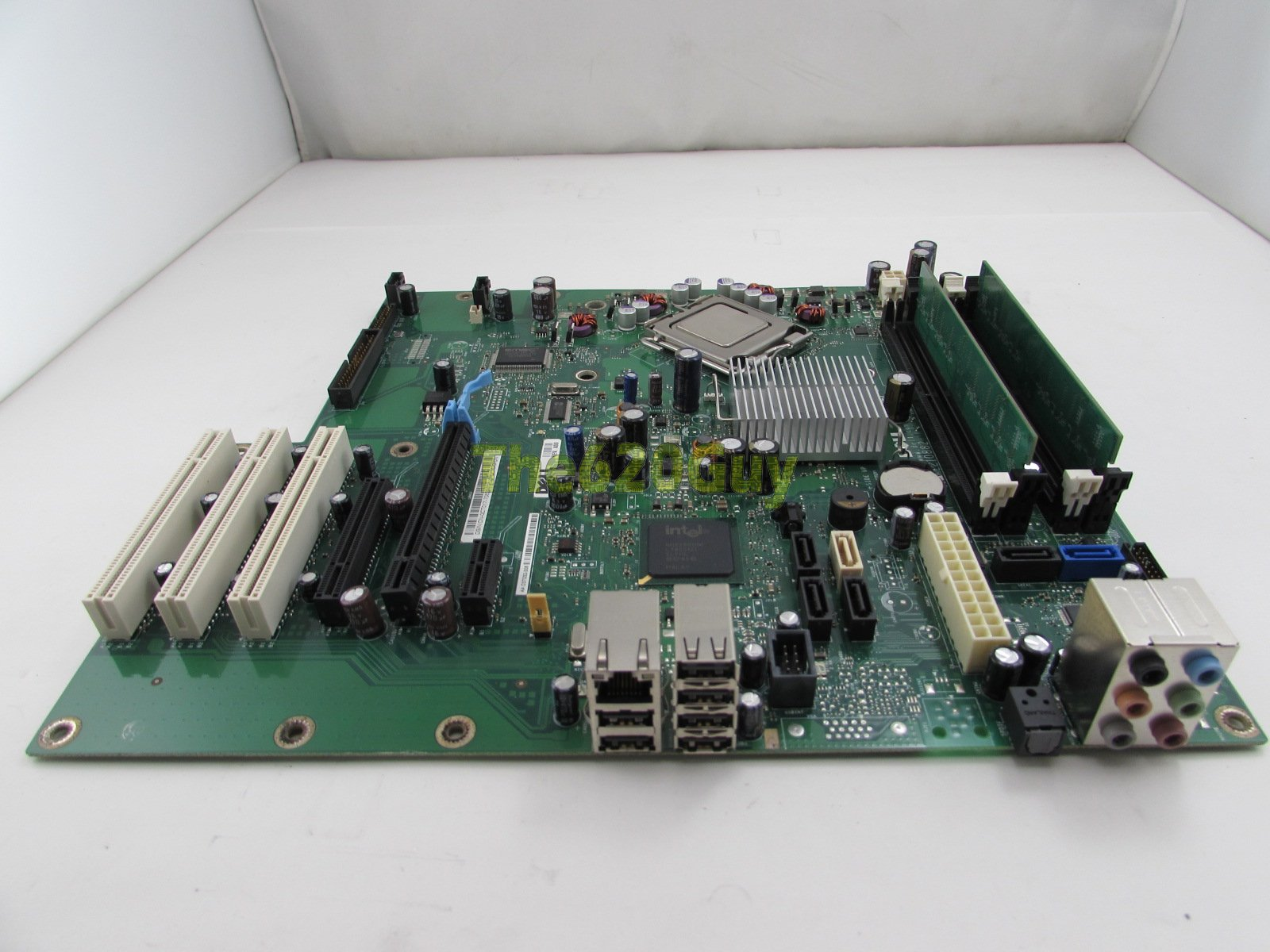 Intel desktop board dq965gf