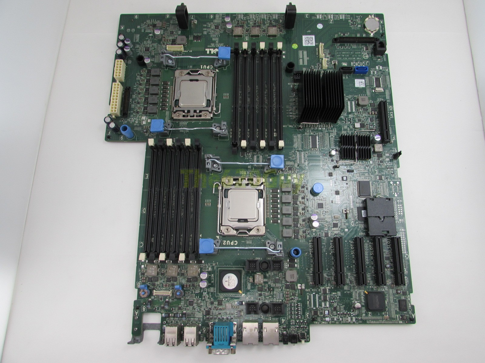 Dell poweredge t610 memory slots