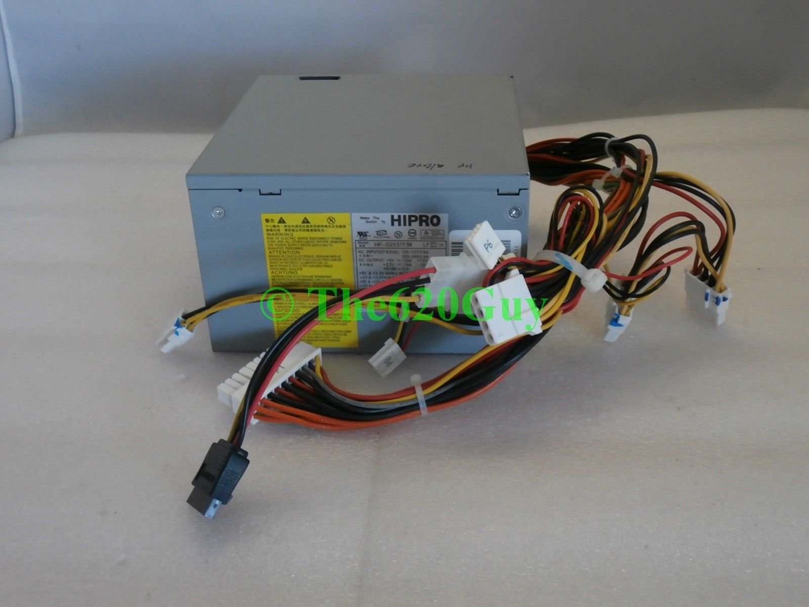 HP Compaq 250W ATX 20 Pin 4 Pin Power Supply 5188 2622 HIPRO HP D2537F3R LF a600 360851427793 2 hp pavilion power supply schematic opensearch hp-d2537f3r wiring diagram at soozxer.org