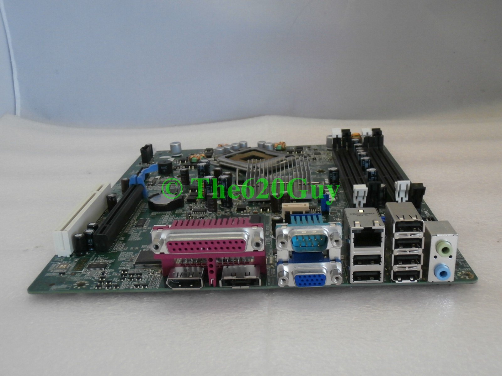Dell optiplex 780 Motherboard manual