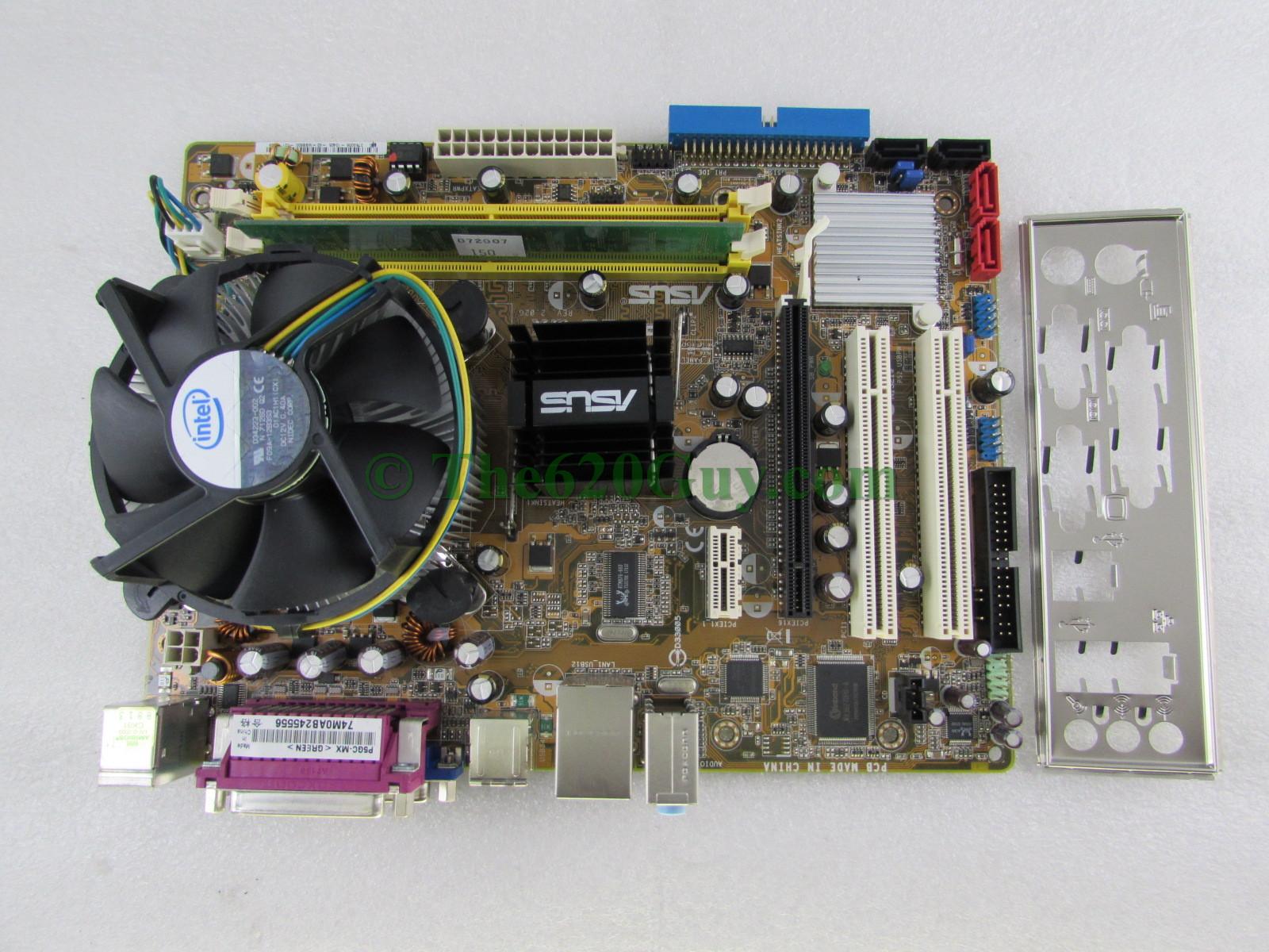 Intel i845g audio