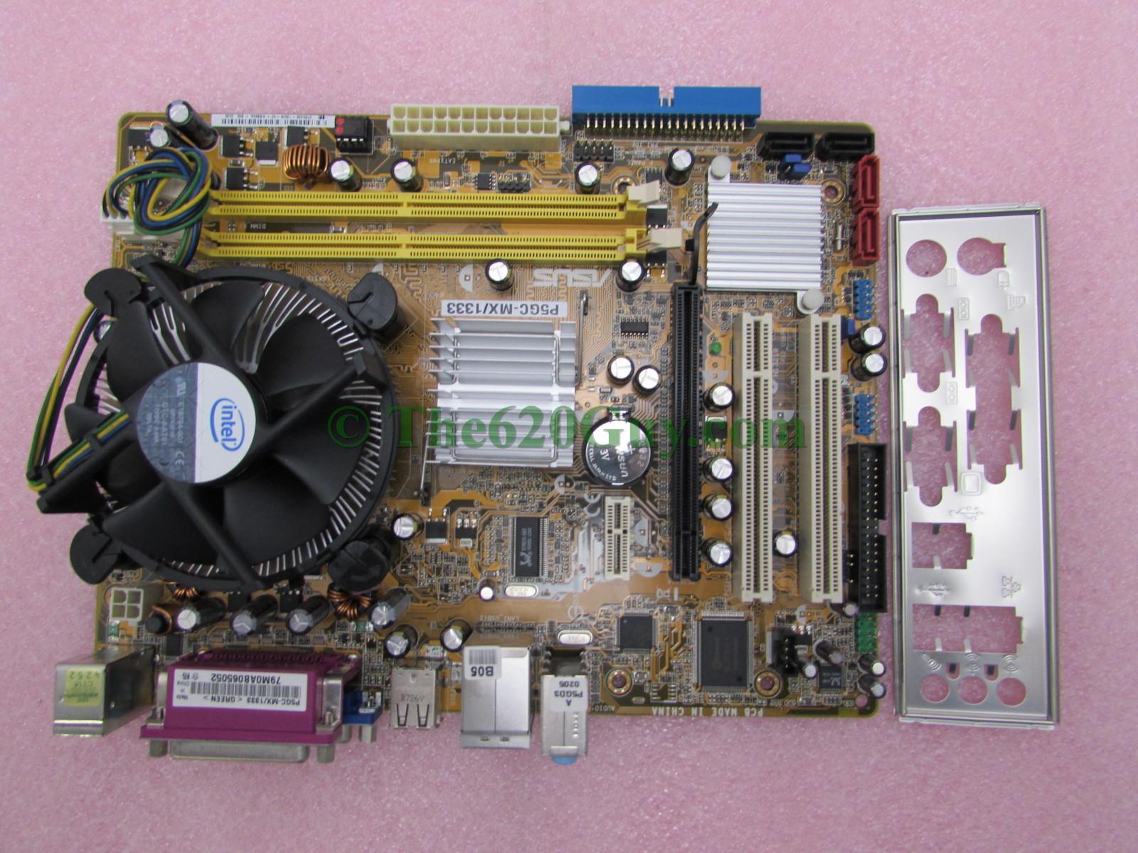 Asus P5gc MX 1333 драйвера скачать - картинка 1