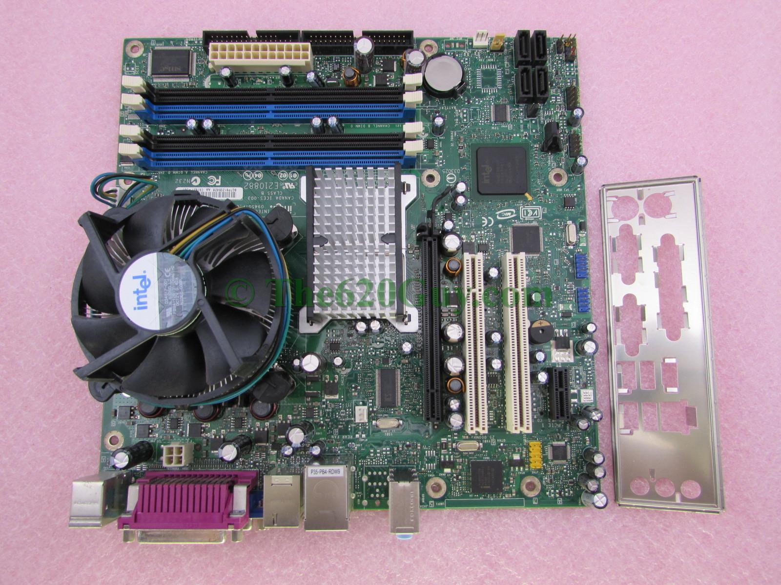 Intel desktop board d945gtp