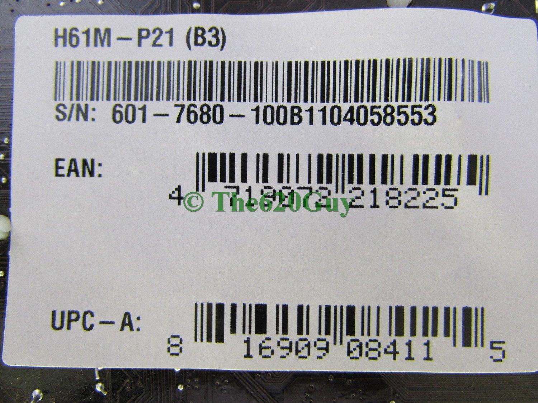 Selected BIOS for MSI motherboard series MS-7680