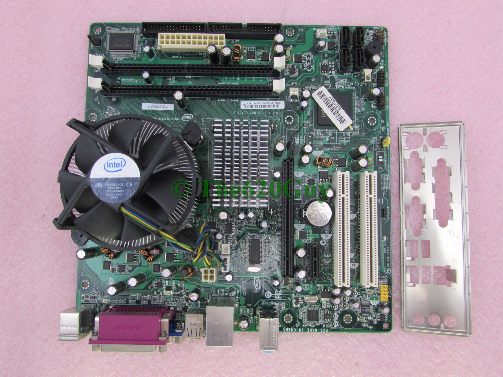 DRIVER FOR INTEL FW82801FB MOTHERBOARD