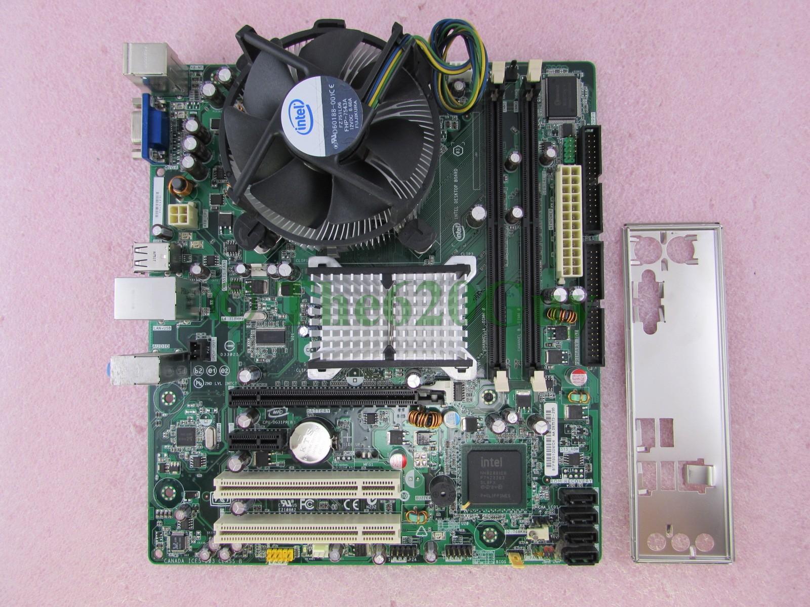 Intel Dg31pr Ethernet Driver Download