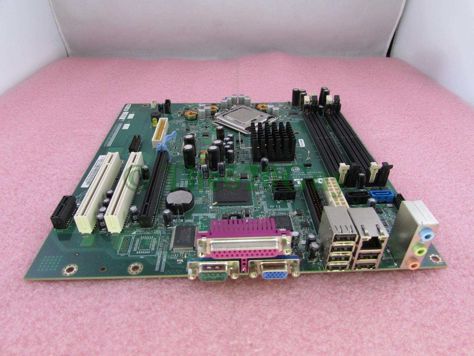 Dell optiplex motherboard manual