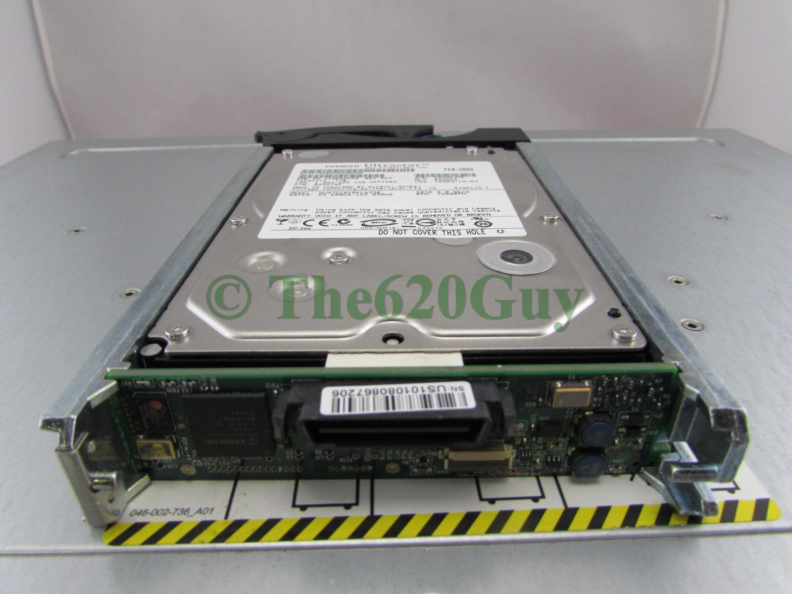 Emc Ktn Stl4 Dae Disk Array Enclosure Dell Ck048 15 X