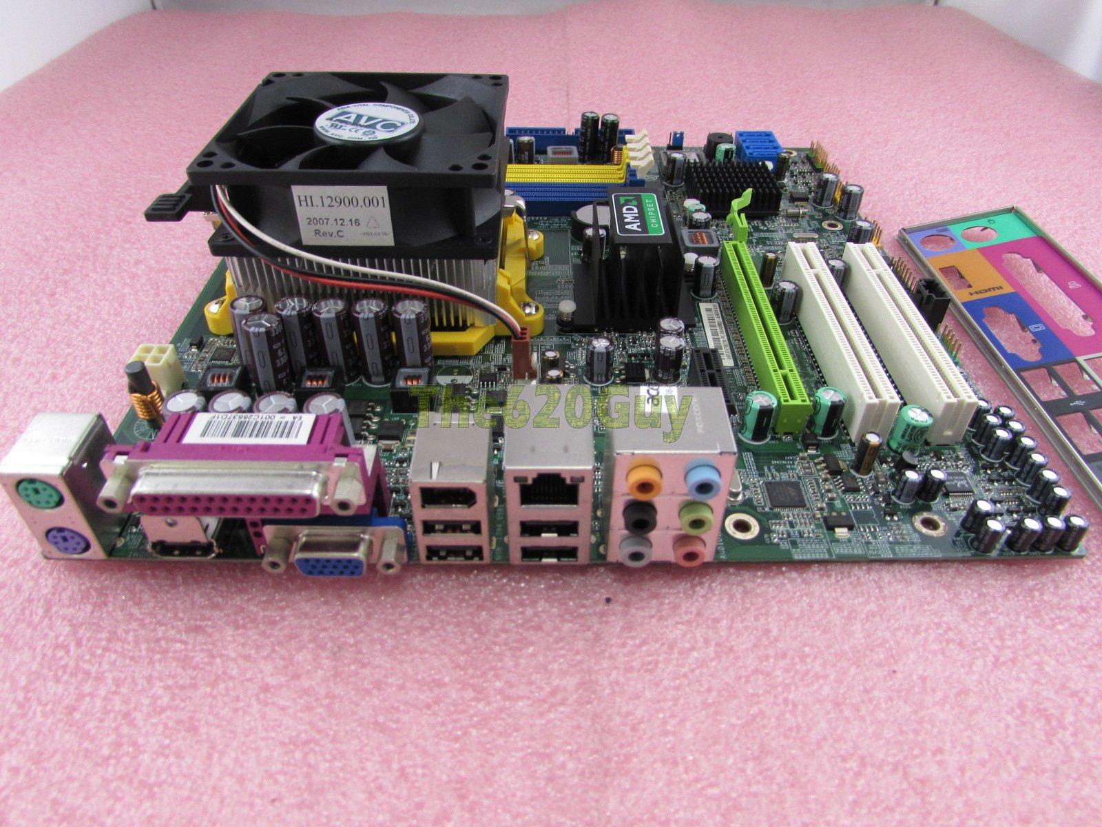 Rs690m03 Motherboard manual