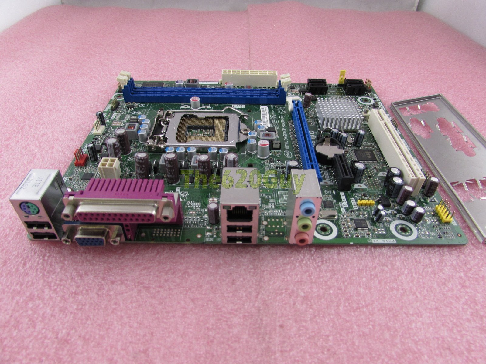 Intel H61 chipset Manual