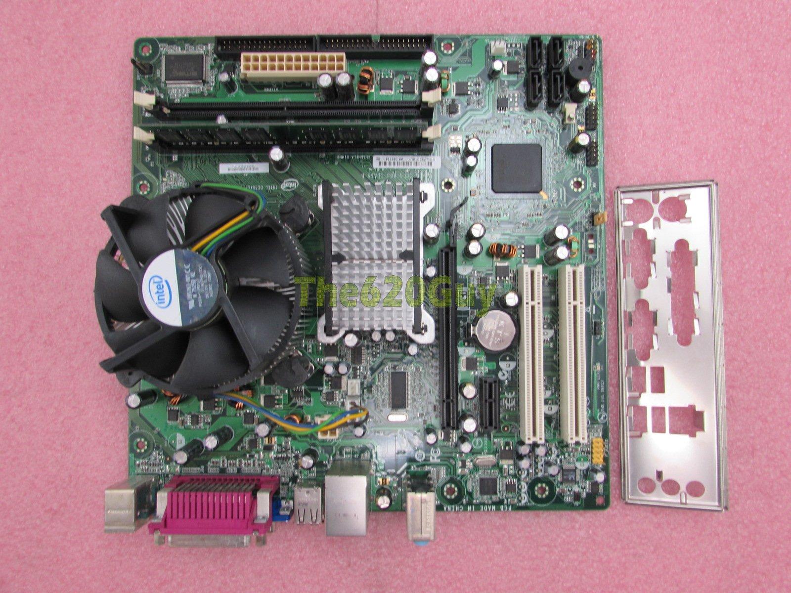 Intel motherboard d945gcnl audio