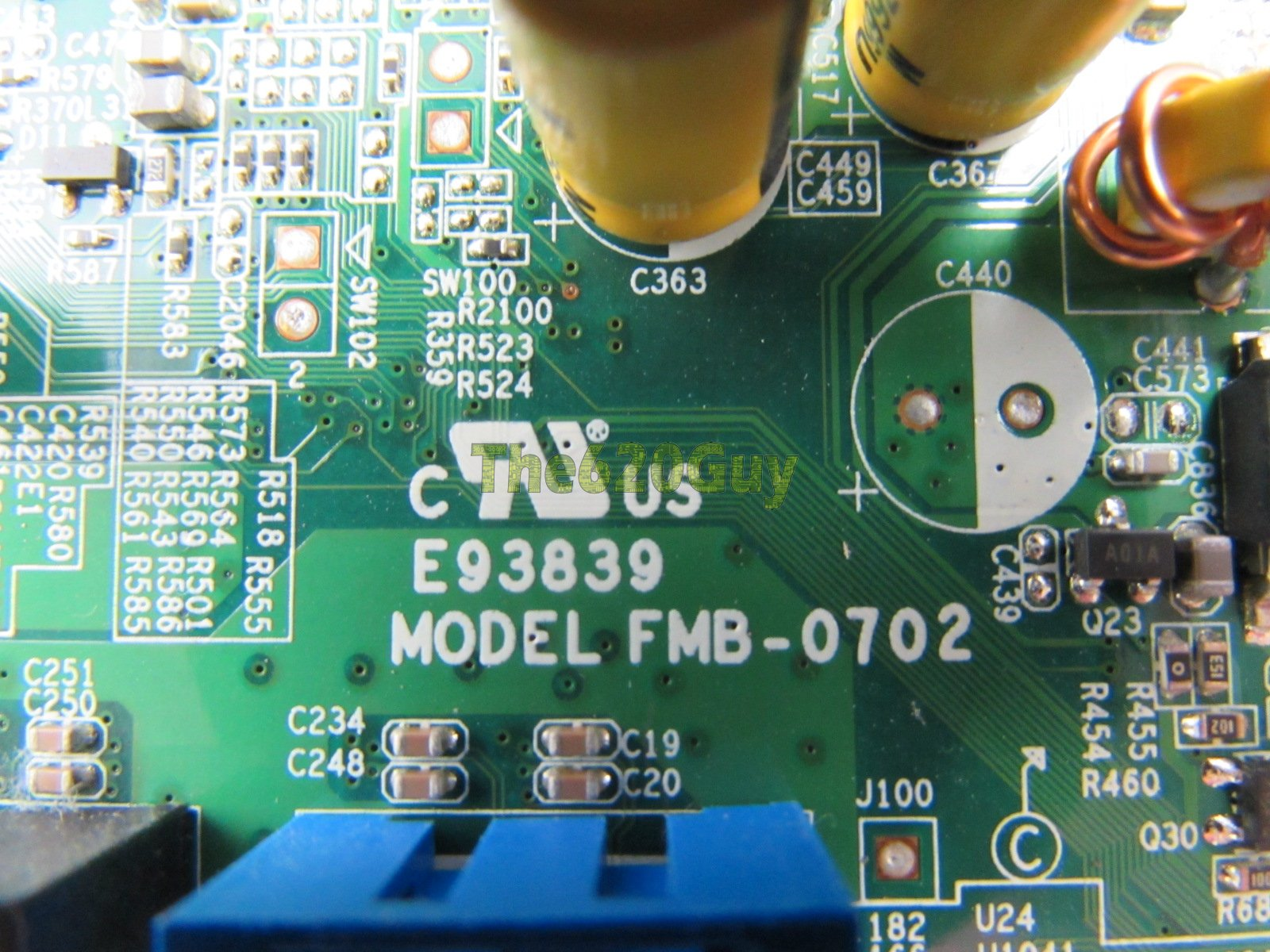 Fmb 0601 Motherboard manual