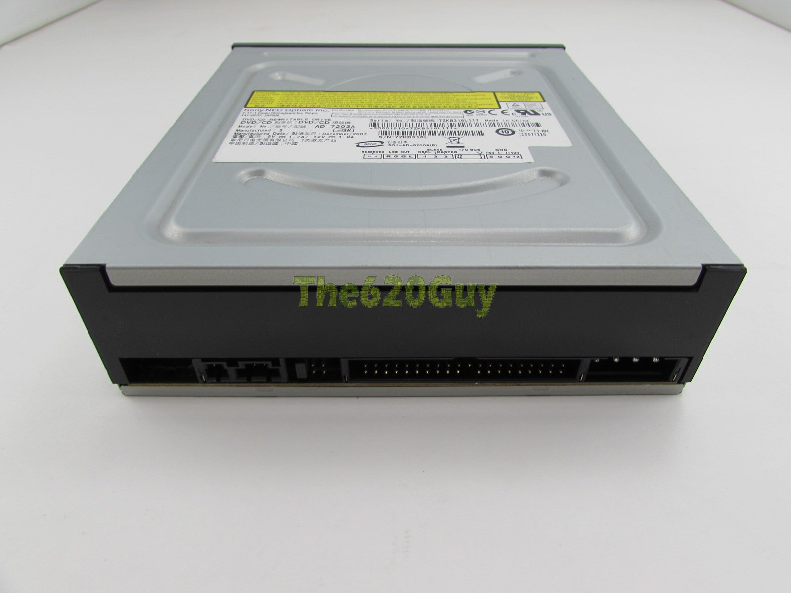 Optiarc Dvd Rw Ad-7560a Usb Device Driver Download