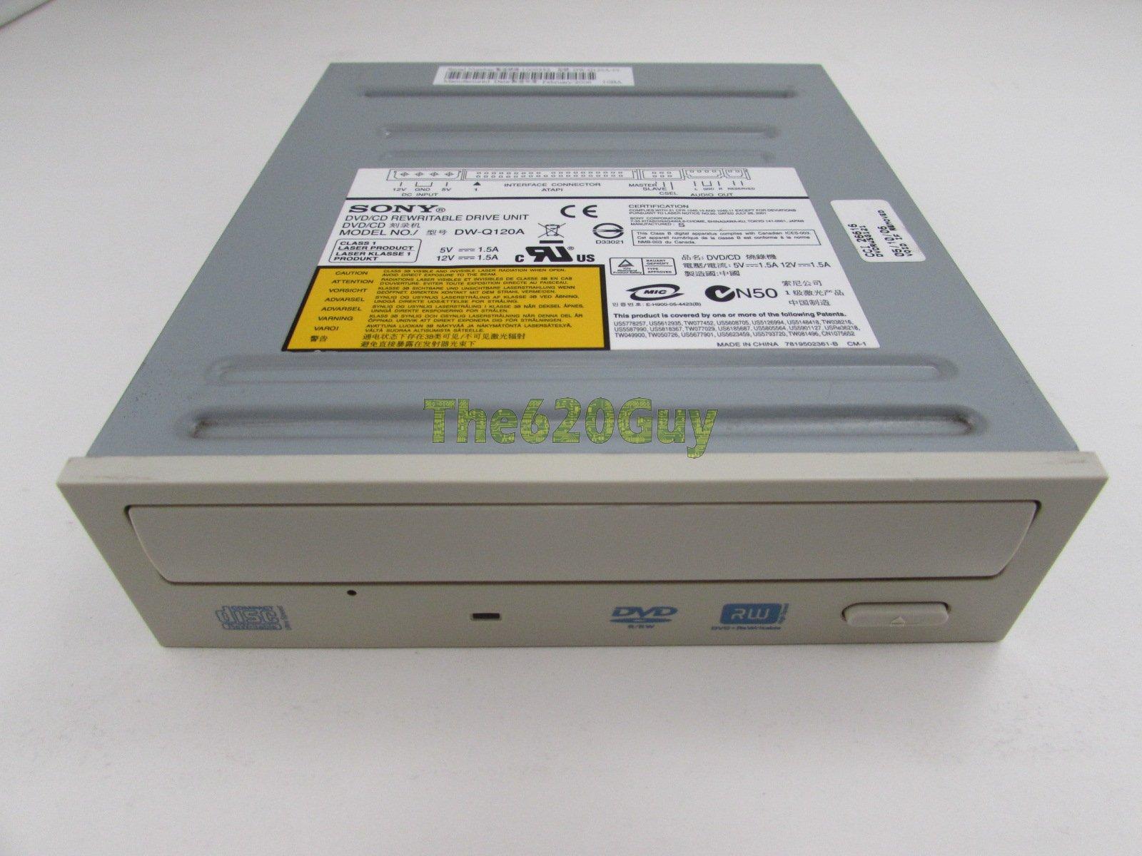 Sony dw q120a