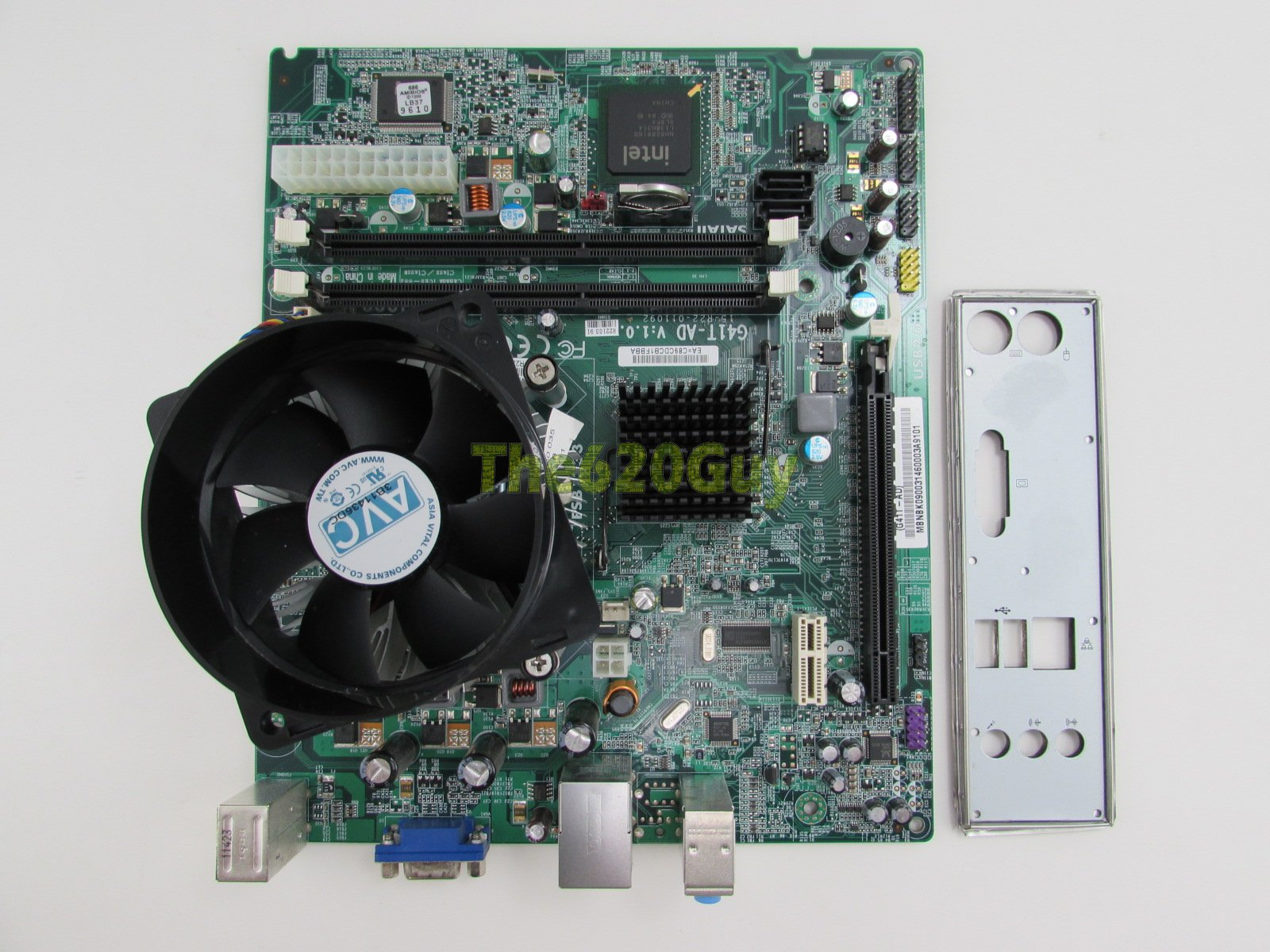 Acer mcp73 Motherboard manual