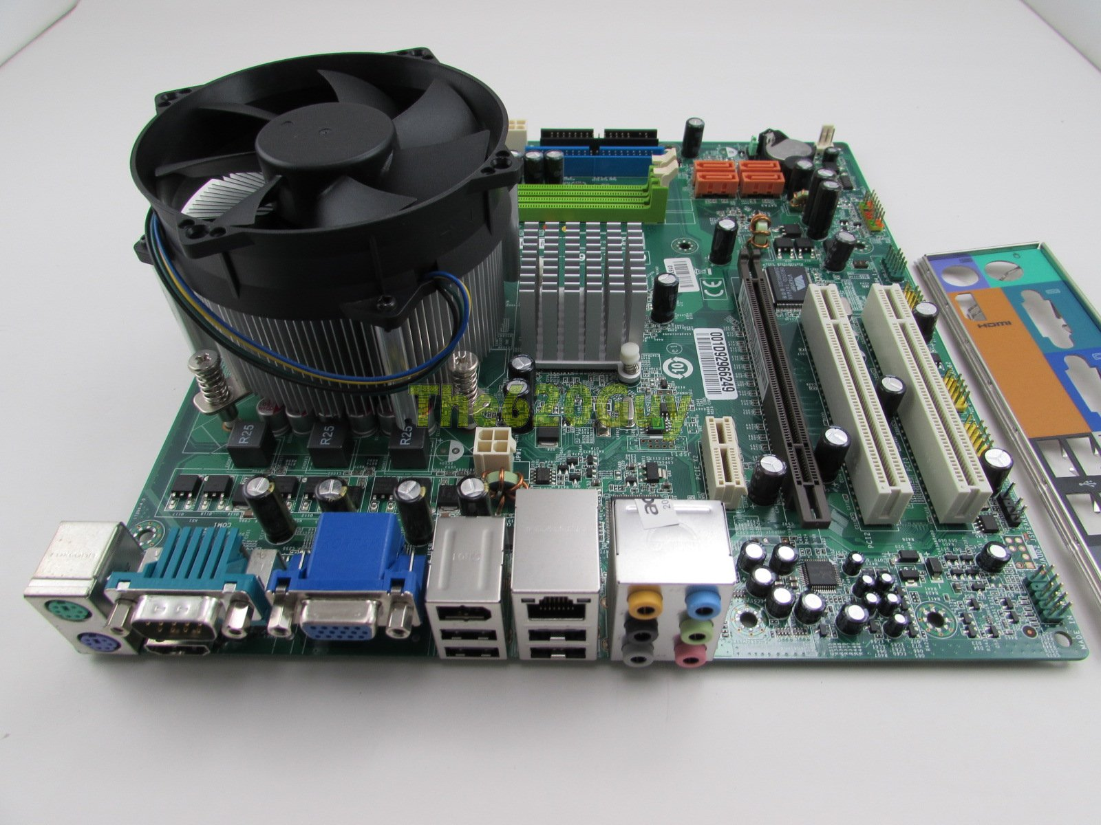 Acer motherboard Manual