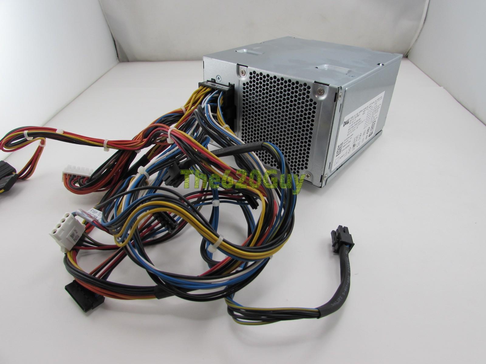 Dell W299g N875ef 00 875w 875 Watts 80 Plus Silver Atx12v