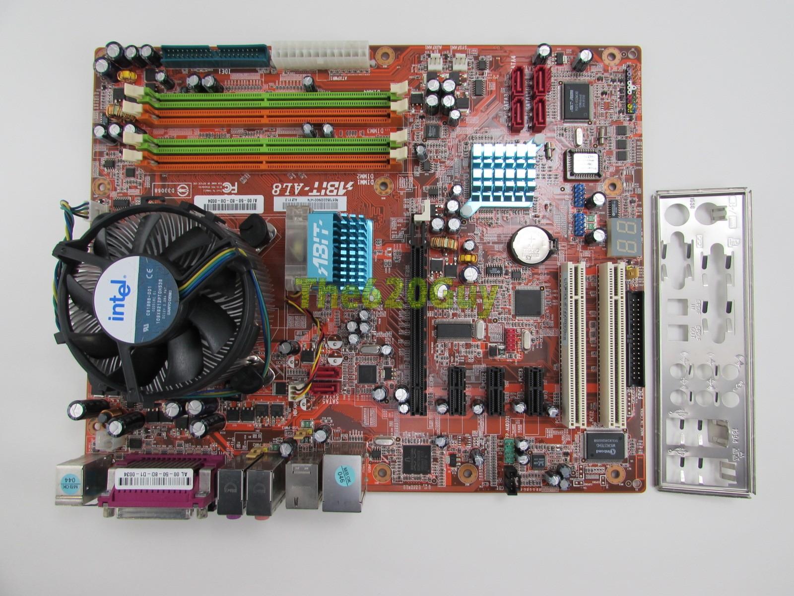 Intel Pentium 4 Chipset Drivers Download