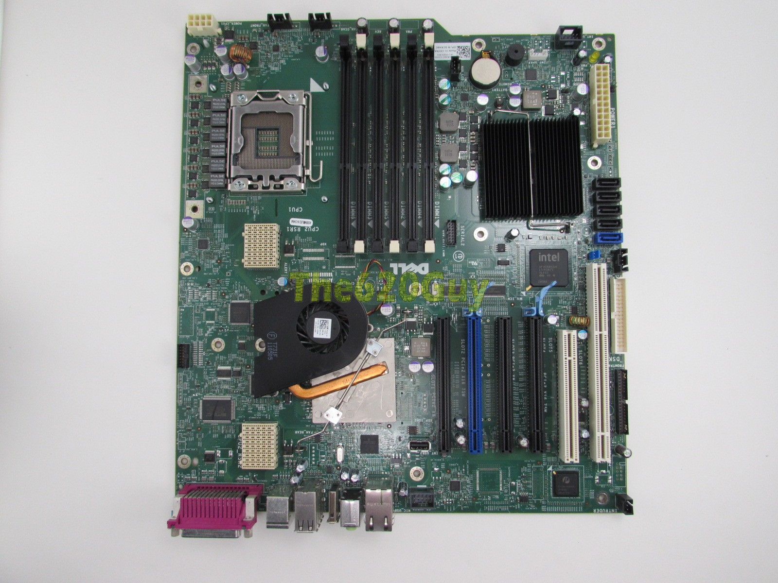 Inspiron 620 expansion slots