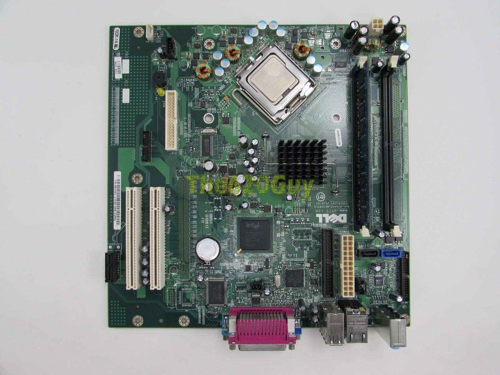 Dell gx520 slots