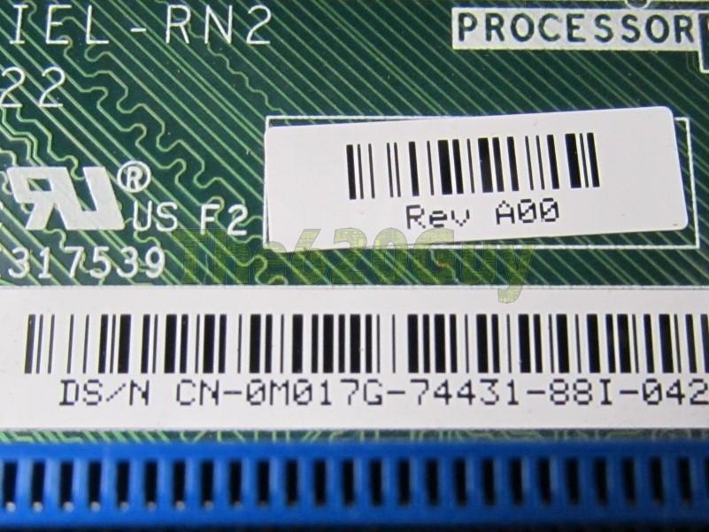 dell studio 540 motherboard manual