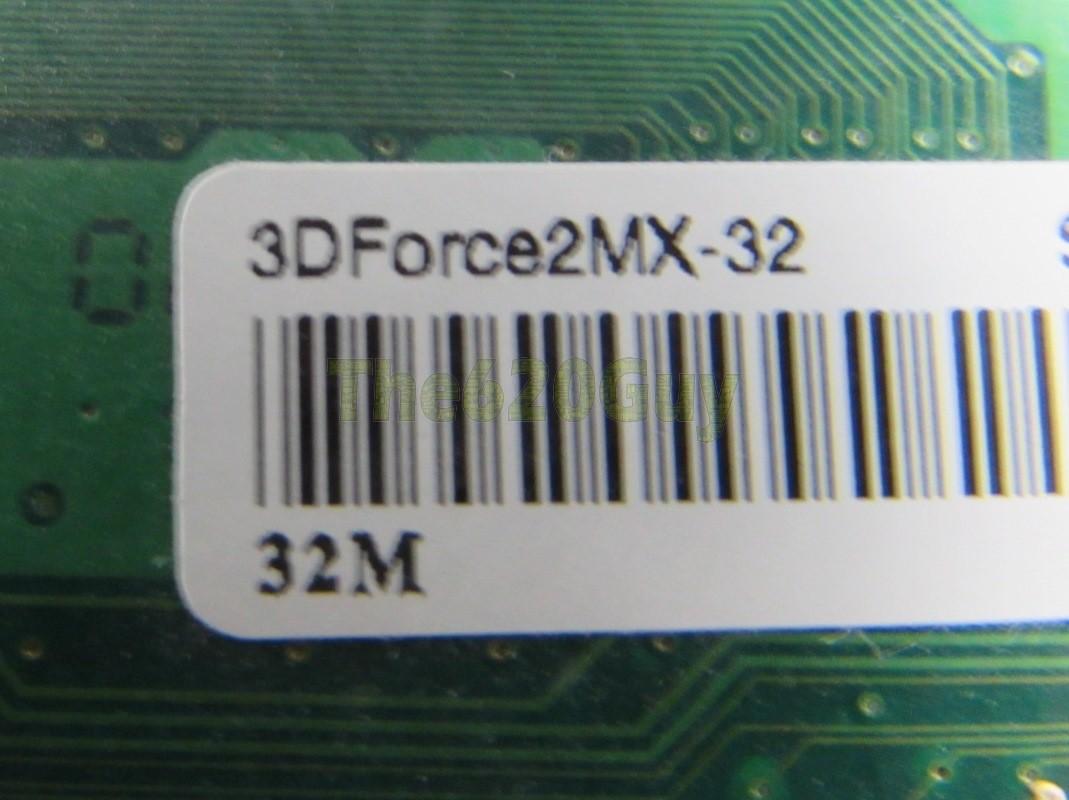 Jaton 3DForce2MX-32TV Manuals