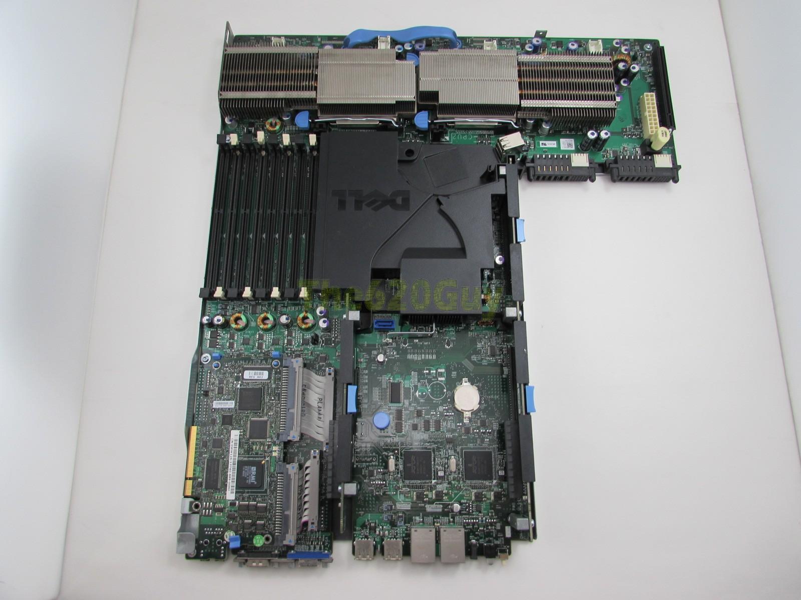 4X4GB 2RX4 PC2-5300F DDR2-667 FBDIMM For Dell Precision SC1430 M600 T7400 16GB