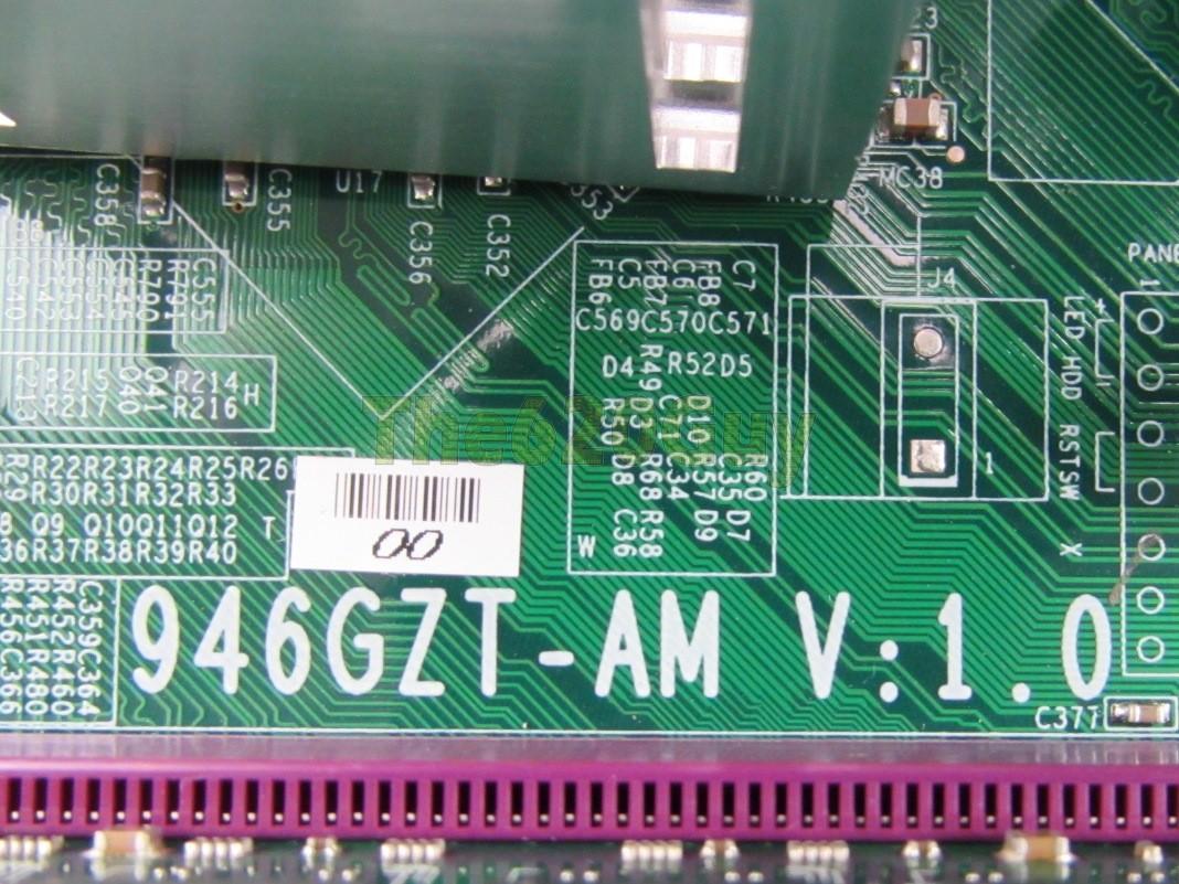 Acer Power FH 946GZT AM Versin 10 Motherboard Celeron D 320GHz