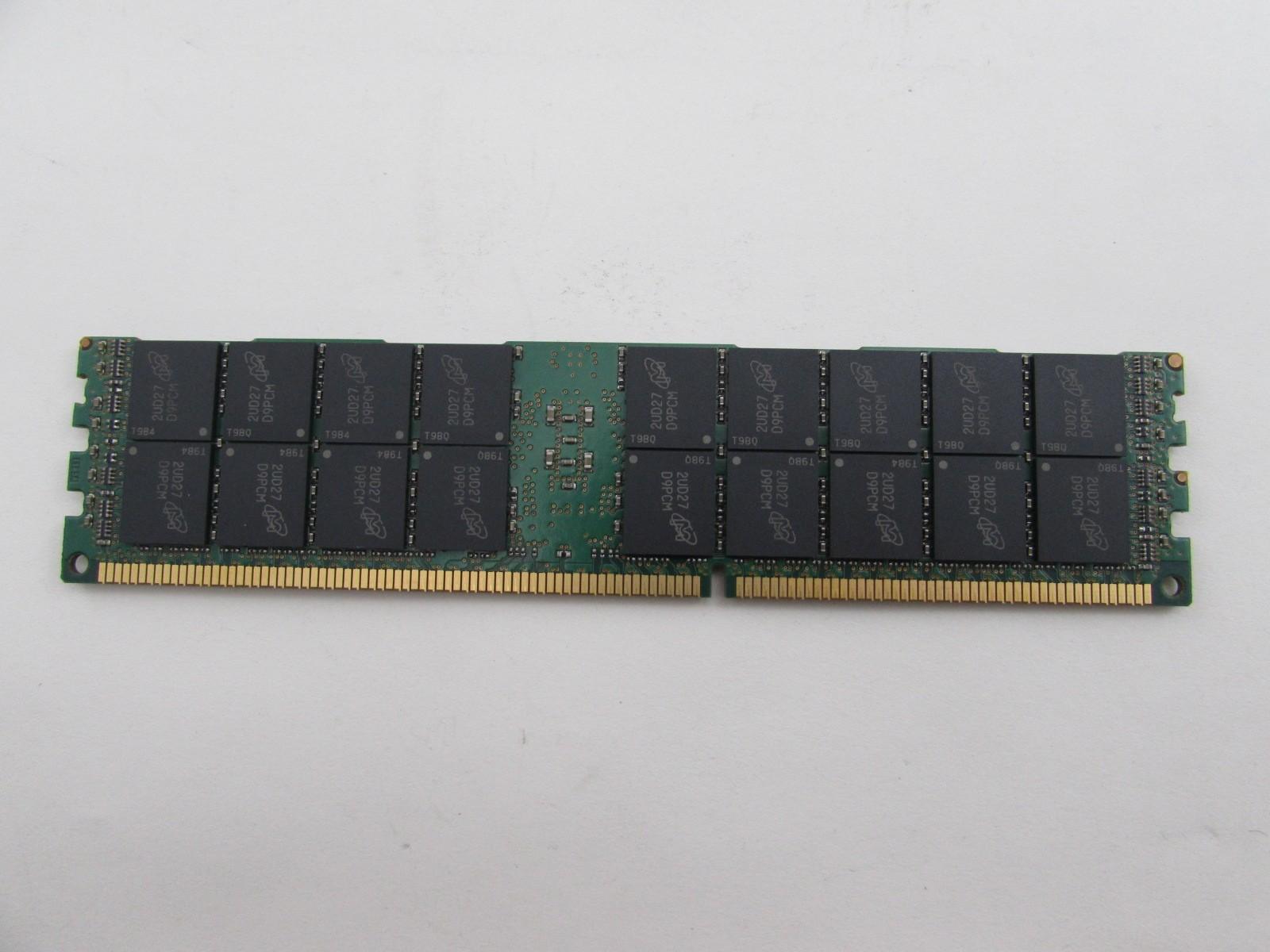 IBM 49Y1565 16GB PC3L-10600R DDR3 1333 CL9 Registered ECC Server Memory Micron