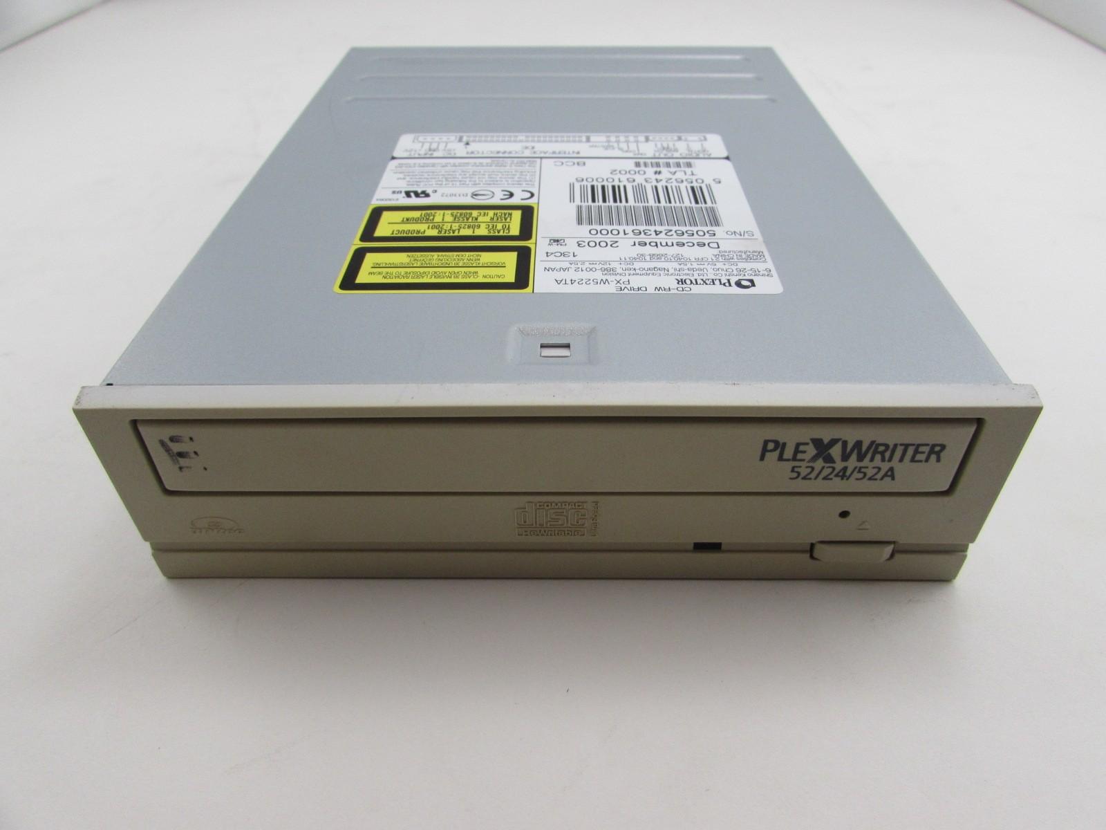 NEW DRIVERS: ATAPI CD-ROM 52X