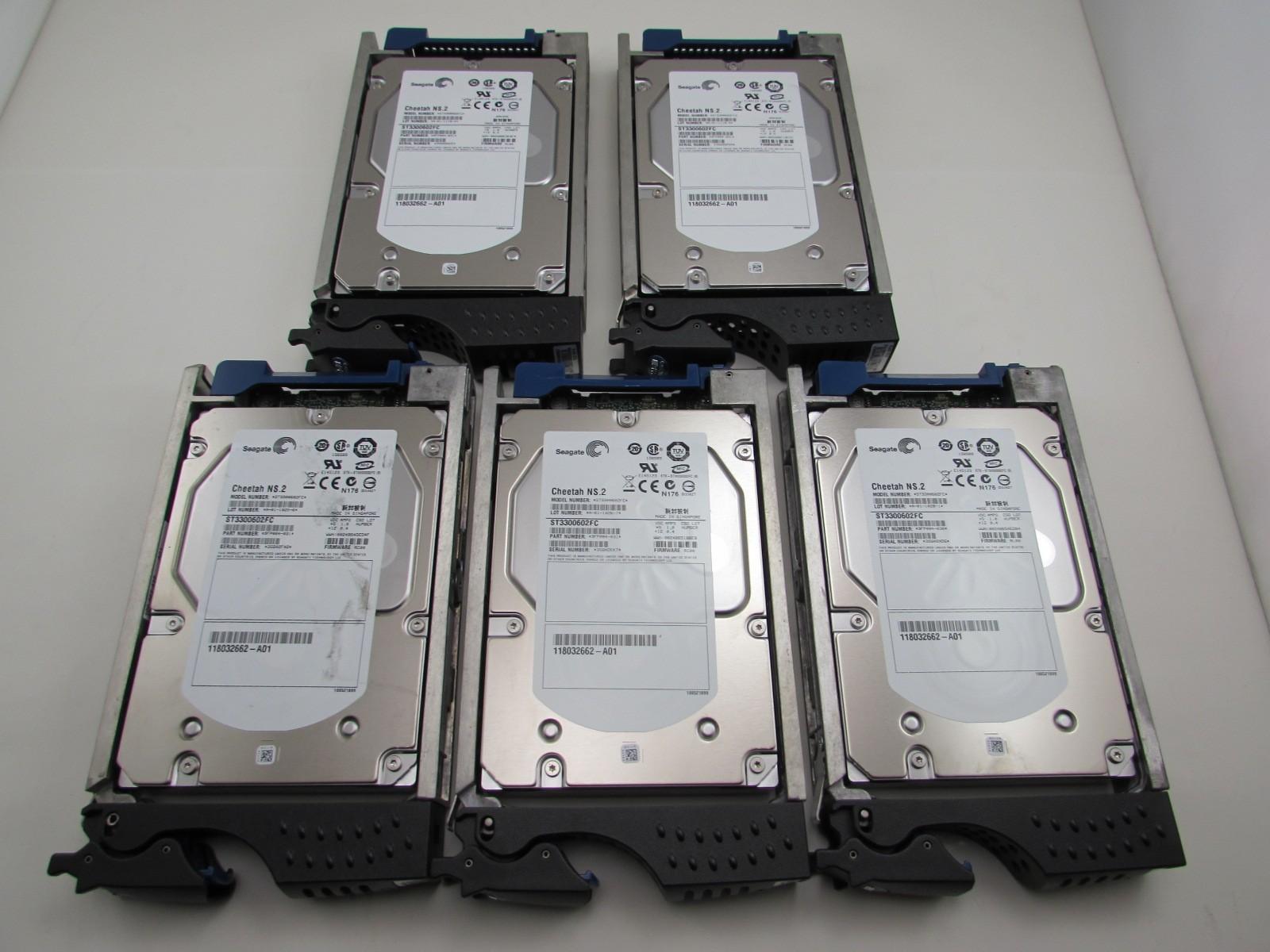 EMC 600GB 10k SAS 6GB 16MB with Tray HDD 005048960