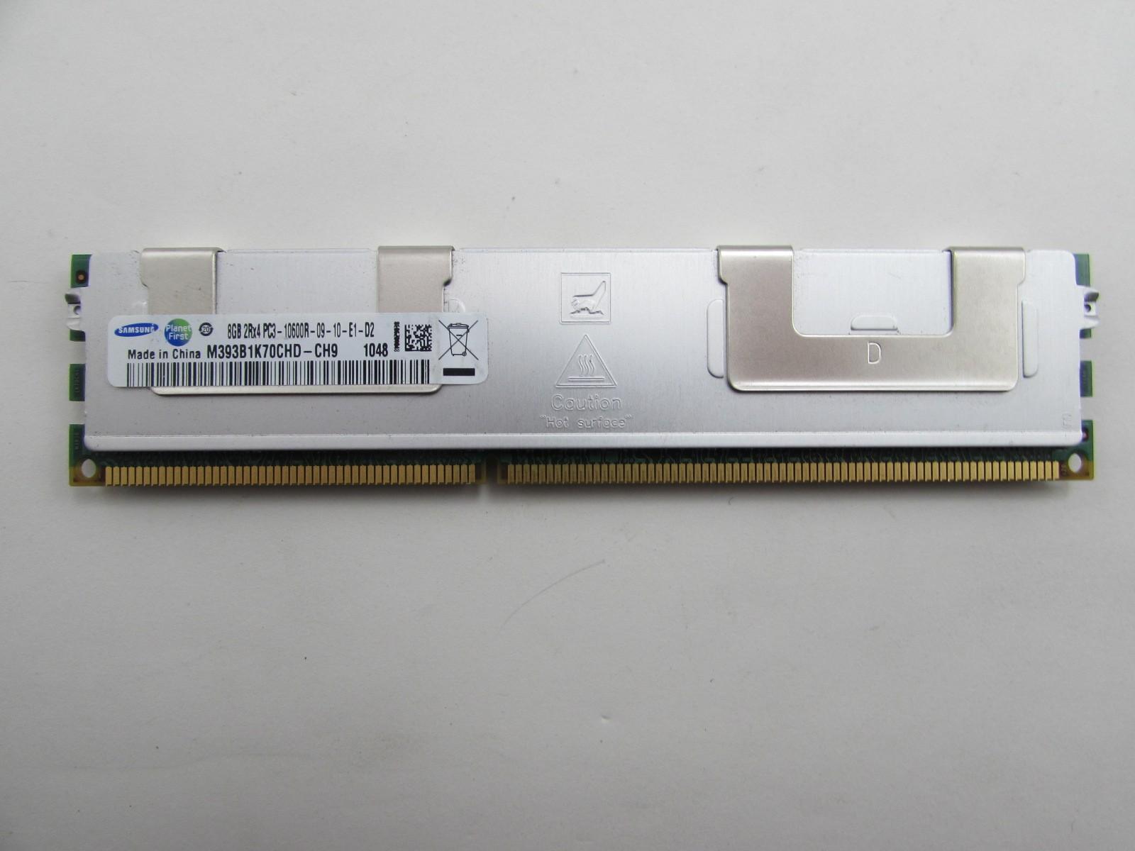 Samsung 16GB 4X4GB DDR3 1333 PC3-10600R REG ECC Server Memory RDIMM compatible