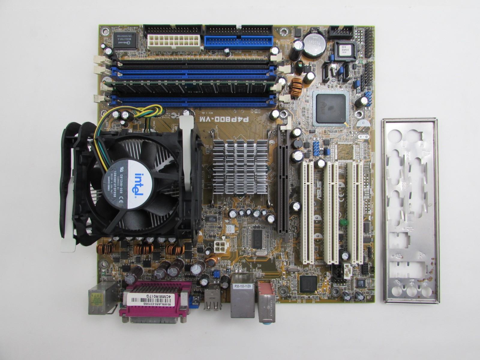 ASUS P4P800 VM WINDOWS DRIVER DOWNLOAD