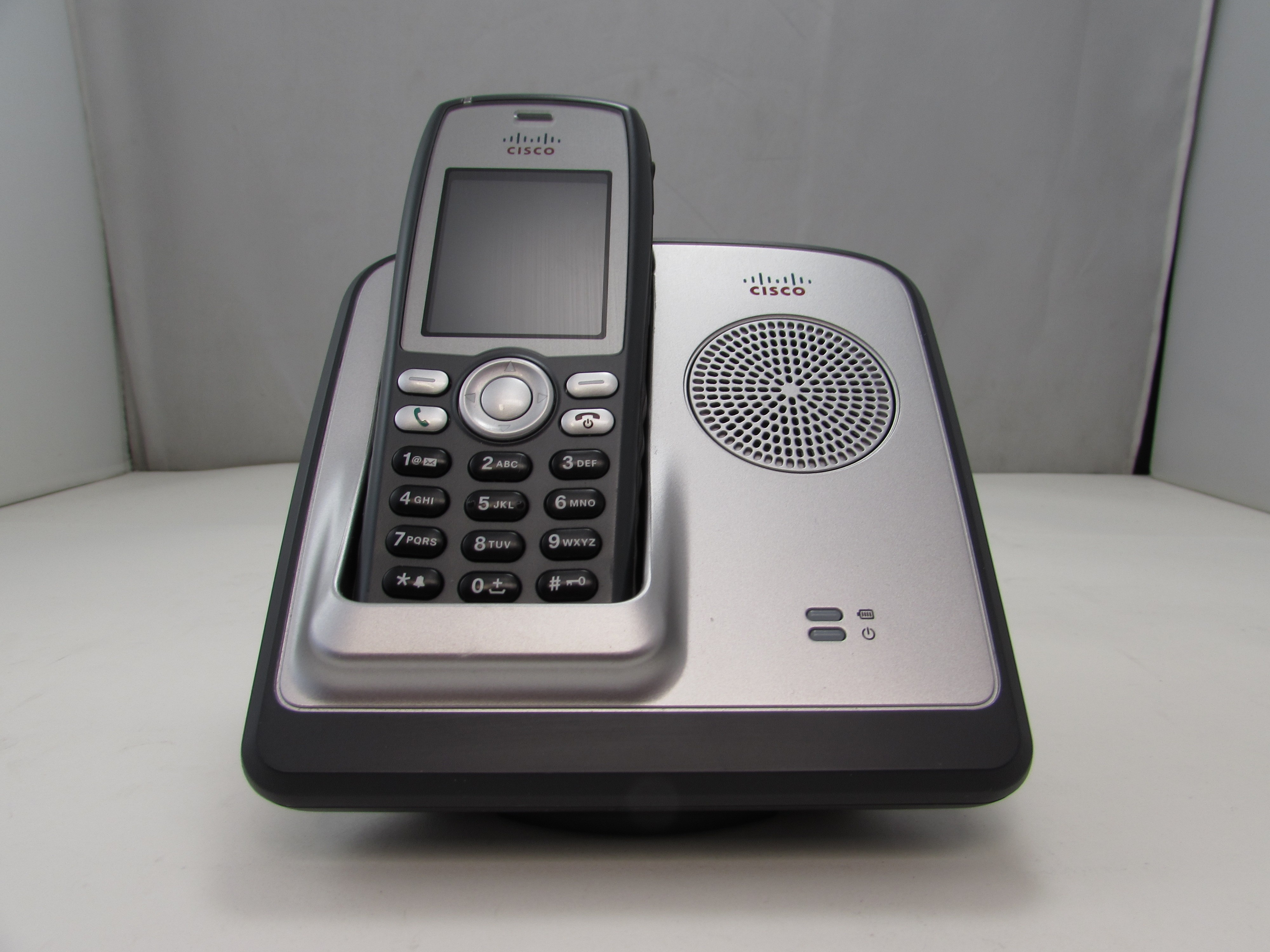 Details about Cisco CP-7925G 7925 Unified WLAN IP Phone Color WiFi  Bluetooth 2 0 + Base + AC